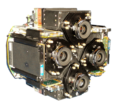 300MP Sensor for Wide Area Photogrammetry and Persistent Surveillance