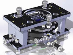 Alignment Fixture to align and calibrate focal planes with micron precision