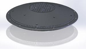 Pancake Heat Exchanger